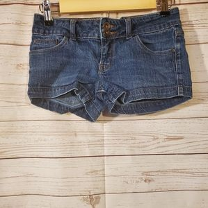 2 for 15 Mossimo Blue Jean Shorts